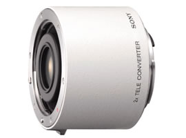 SAL20TC-Interchangeable Lens-Converters