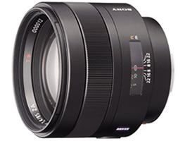 SAL85F14Z-Interchangeable Lens-Carl Zeiss® Lens