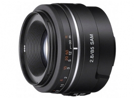 SAL85F28-Interchangeable Lens-Fixed Focal Length