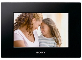 DPF-A710-S-Frame Digital Photo Frame-Standard