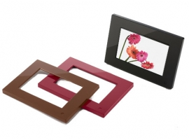 DPF-E710-S-Frame Digital Photo Frame-Standard