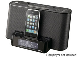 XDR-DS12iP-Audio Docks-iPod/iPhone Docks