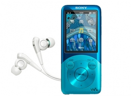 NWZ-S754/L-Walkman® Digital Media Players-S Series