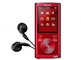 NWZ-E454/R-Walkman® Digital Media Players-E Series
