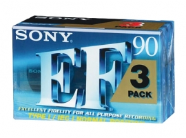 3C-90EFB-Audio Media-Audio Tape