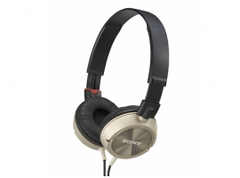 MDR-ZX300/N-Headphones-Sound Monitoring Headphones