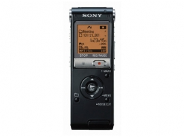 ICD-UX512F/B-Digital Voice Recorders-UX Series