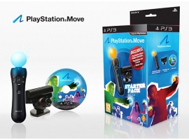 Move Starter Pack-PlayStation®3 Accessories
