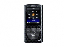 NWZ-E384/B-Walkman® Digital Media Players-E Series