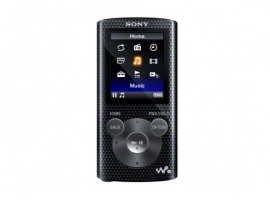 NWZ-E385/B-Walkman® Digital Media Players-E Series