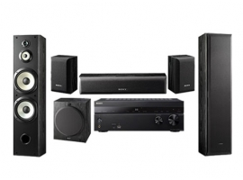 HT-IB740-Home Theatre Component Systems