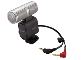 ECM-CQP1-Handycam® Accessories-Microphone