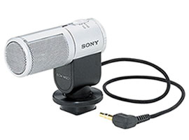 ECM-MSD1-Handycam® Accessories-Microphone