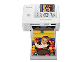DPP-FP70/W-Digital Photo Printer
