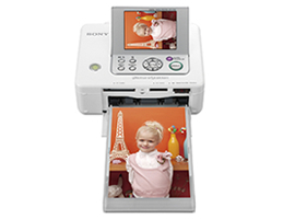 DPP-FP90/W-Digital Photo Printer