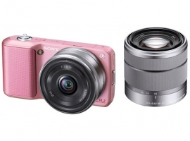 NEX-3D/P-Interchangeable Lens Camera-NEX-3