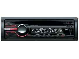 CDX-GT300MP-Audio Players