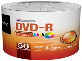 50DMR47FB-Data Storage Media-DVD