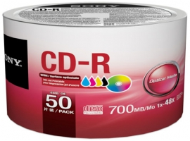 50CDQ80FB-Data Storage Media-CDR