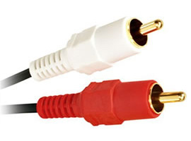 RK-C330-Cables/AC Adaptors-Audio Cables