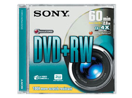 DPW60DSS2-Video Media-8cm DVD