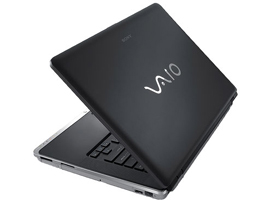 VGN-CR14GN/B-VAIO&reg Notebook & Computer-CR Series