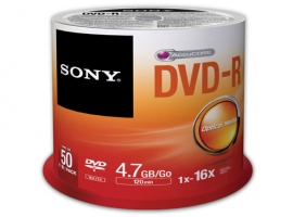 50DMR47SP-Data Storage Media-DVD