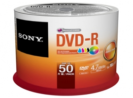 50DMR47PP-Data Storage Media-DVD