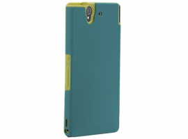 XPERIAZBUMPERGREEN-Mobile Phone Accessories-Cases