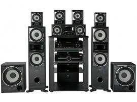 HTDDW7600-Home Theatre Component Systems