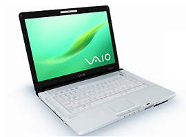 VGN-FE45G/W-VAIO™ Laptops & Computers-FE Series