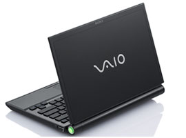 VGN-TZ27GN/B-VAIO™ Laptops & Computers-TZ Series