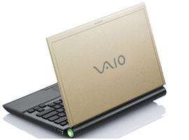 VGN-TZ17GN/N-VAIO™ Laptops & Computers-TZ Series