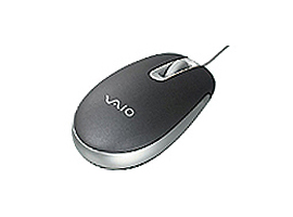 PCGA-UMS3/B-VAIO® Accessories-Mouse