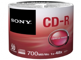 50CDQ80SB-Data Storage Media-CDR