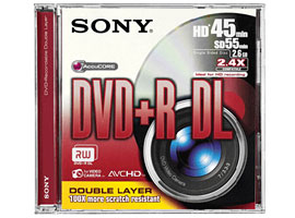 DPR55DLS1-Video Media-8cm DVD
