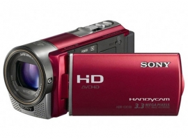 HDR-CX130/R-Handycam® Camcorder-Flash / Memory Stick