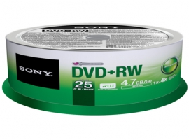 25DPW47SP-Data Storage Media-DVD
