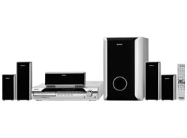 DAV-DX155-DVD Home Theatre Systems