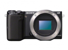 NEX-5T/B-Interchangeable Lens Camera-NEX-5T