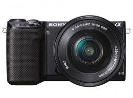 NEX-5TL/B-Interchangeable Lens Camera-NEX-5T