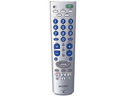 RM-V302T-TV & Projector Accessories-Remote Commander