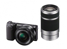 NEX-5TY/B-Interchangeable Lens Camera-NEX-5T