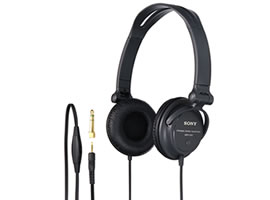 MDR-V250V-Headphones-Sound Monitoring Headphones