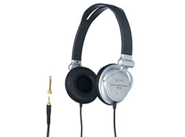 MDR-V300-Headphones-Sound Monitoring Headphones