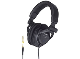 MDR-V600-Headphones-Sound Monitoring Headphones