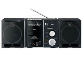 CFS-1085SMK2/B-CD / Radio / Cassette Player-Radio Cassette Player