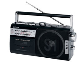 CFM-S1MK2/B-CD / Radio / Cassette Player-Radio Cassette Player