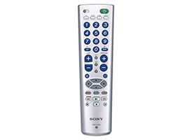RM-V202A-TV & Projector Accessories-Remote Commander