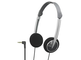 MDR-410LP-Headphones-Lightweight Headphones